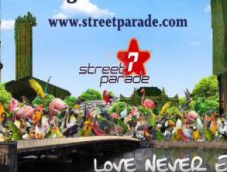 Street Parade 2017 Love Never Ends (Switzerland) # 12-08-2017